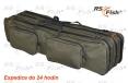 Rutentasche RS Fish - 3 kammern