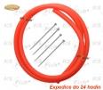 Gummi für Schleuder Stonfo rot 5,0 mm