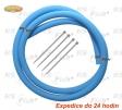 Gummi für Schleuder Stonfo blau 6,0 mm