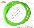 Gummi für Schleuder Stonfo grün 7,0 mm