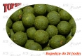 Boilies Top Secret Satisfaction Spicy Wasabi & Chilli - 1 kg