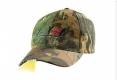 Cap Jaxon mit Stirnlampe - camouflage