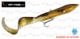 Aal Savage Gear 3D Hard Eel - farbe Olive Gold