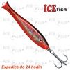 Pilker ICE Fish 3D - farbe rot