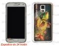 Abdeckung für Handy Samsung Galaxy S4 - Kapfen