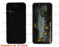 Abdeckung für Handy iPhone 5 / 5S - Lachs