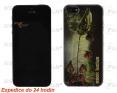 Abdeckung für Handy iPhone 5 / 5S - Hecht