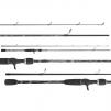 Angelrute Abu Garcia Venerate EVA Spin 305 cm - 20 - 60 g + Fireline Smoke 0,17 mm - 110 m gratis