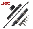 Angelrute JRC Contact Tele Carp 330 cm - 3 lbs + zweite gratis